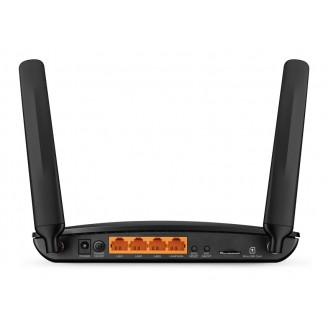 TP-LINK Wireless N Router TL-MR6400, 4G LTE, 300 Mbps, Ver. 4.0
