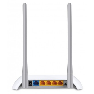 TP-LINK Wireless N Router TL-WR840N, 300Mbps, Ver. 4.1
