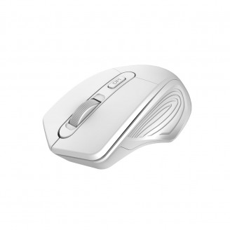 Canyon Wireless Optical mouse Pearl White - CNE-CMSW15PW