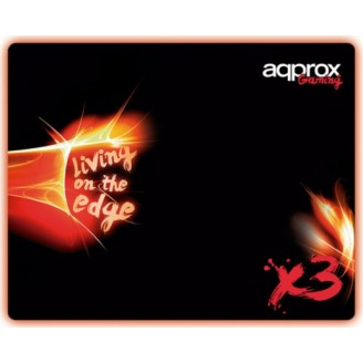 APPROX GAMING MOUSEPAD X3 400x320x3 mm